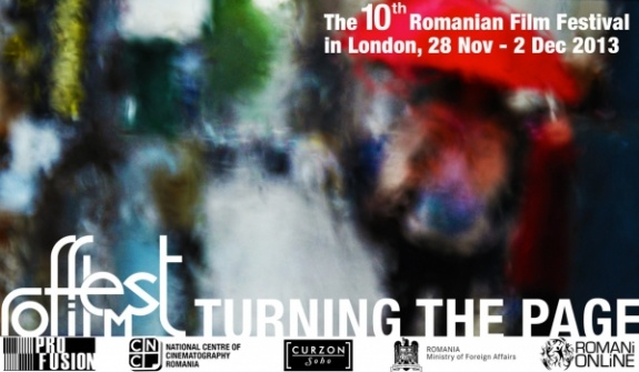 Turning The Page // 10 London Romanian Film Festival